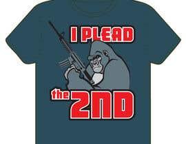 #19 for Design a Gun T-Shirt by Vlad35563