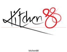 #56 for Design a Logo for www.kitchen88.com by marlopax