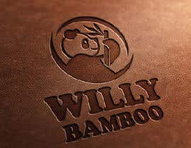 #123 for Design a Logo for Willy Bamboo by temoorskhan