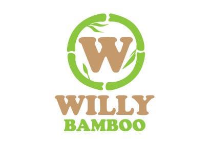 Kilpailutyö #129 kilpailussa Design a Logo for Willy Bamboo