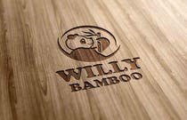 Graphic Design Kilpailutyö #170 kilpailuun Design a Logo for Willy Bamboo
