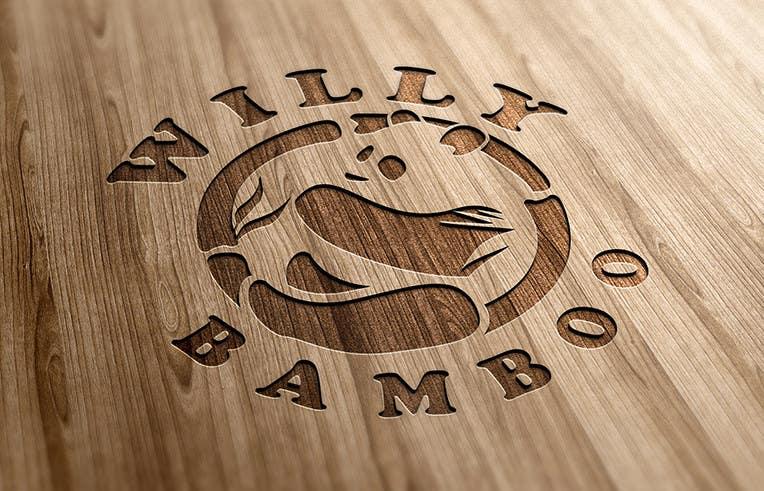 Kilpailutyö #191 kilpailussa Design a Logo for Willy Bamboo