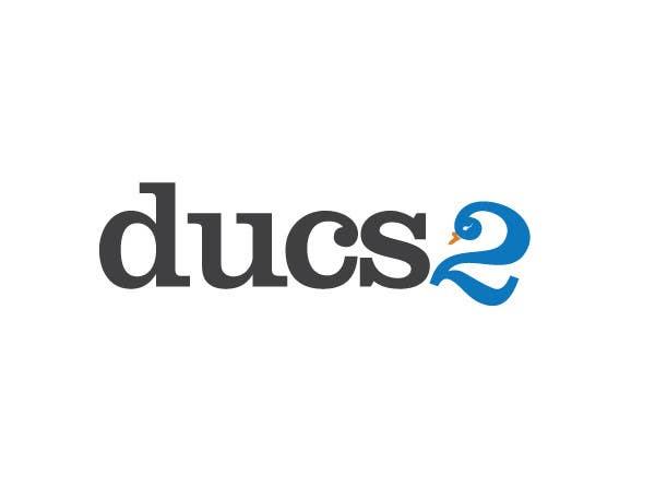 Kilpailutyö #72 kilpailussa Design a Logo for ducs2