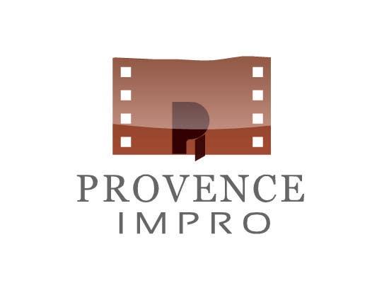 Kilpailutyö #96 kilpailussa Logo for a Theater Compagny