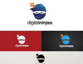 nº 31 pour Design a Logo for digitalninjas.com par sankalpit