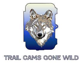 nº 42 pour Design a Logo for Trail Cams Gone Wild par saiprasannamenon