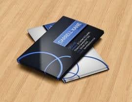 #93 for Business card design - Please see revised design specs (Dec.11) af RERTHUSI