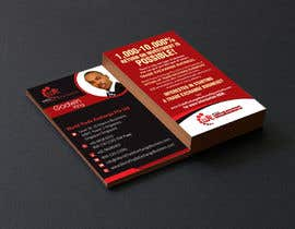 #57 para Design Business Card Using Our Logo Already designed por rajnandanpatel