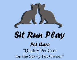 nº 19 pour Design a Logo for Sit Run Play Pet Care par saiprasannamenon