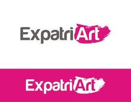 #39 for Design a Logo for ExpatriArt by sharpminds40