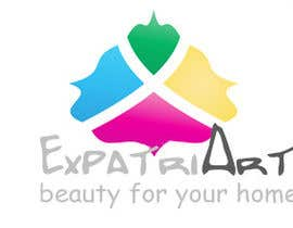 #24 for Design a Logo for ExpatriArt by yeshkutty