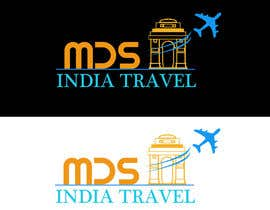 #87 para Design a Logo for MDS INDIA TRAVEL por arung86