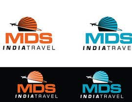 #97 para Design a Logo for MDS INDIA TRAVEL por jass191
