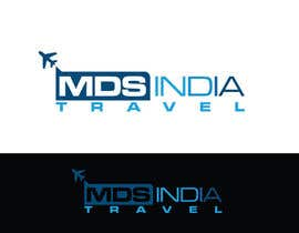 #98 for Design a Logo for MDS INDIA TRAVEL by jass191