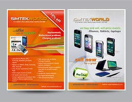 #9 cho Good Design a Flyer for SimTek World Ltd bởi graphics15