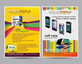 graphics15 tarafından Good Design a Flyer for SimTek World Ltd için no 17