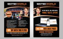 Contest Entry #15 for Good Design a Flyer for SimTek World Ltd
