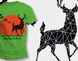#37 cho Design a deer and ducks t shirt Many more jobs to come this is a test to find our designer. Logo bởi theislanders