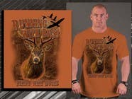 Contest Entry #34 for Design a deer and ducks t shirt Many more jobs to come this is a test to find our designer. Logo