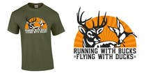 Contest Entry #8 for Design a deer and ducks t shirt Many more jobs to come this is a test to find our designer. Logo