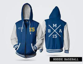 #20 para Design a Hoodie for MBA Class of 2015 por Qomar