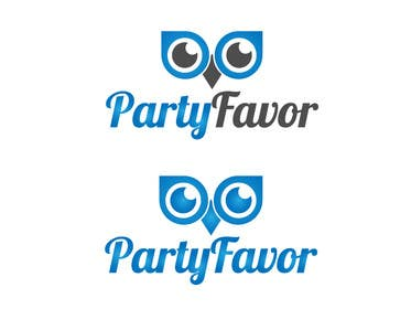 "#34 untuk Logo Design for ""Party Favor"" oleh rraja14"