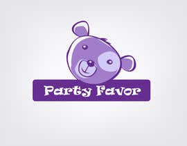"#2 untuk Logo Design for ""Party Favor"" oleh arulmoto"