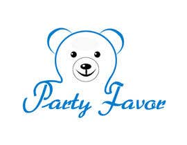 "#16 para Logo Design for ""Party Favor"" por midoastrooo"