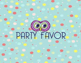 "#183 for Logo Design for ""Party Favor"" by Dritan1981"