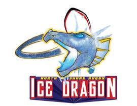 marckama tarafından Sports Logo for North Shore Rugby Ice Dragons için no 51