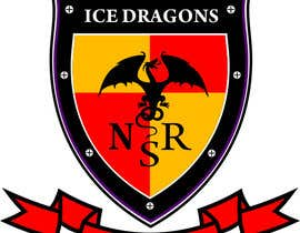 z35304 tarafından Sports Logo for North Shore Rugby Ice Dragons için no 74