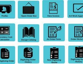 Nro 38 kilpailuun Design some Icons for Customer Portal käyttäjältä inspirealam