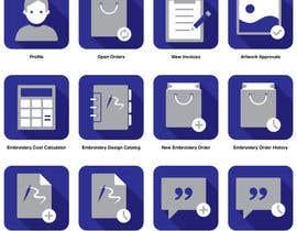 Nro 43 kilpailuun Design some Icons for Customer Portal käyttäjältä moscastephan