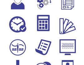 Nro 36 kilpailuun Design some Icons for Customer Portal käyttäjältä DesignApt