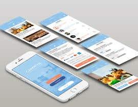 Nro 45 kilpailuun Design an iPhone and iPad App Mockup käyttäjältä luizmariosousa