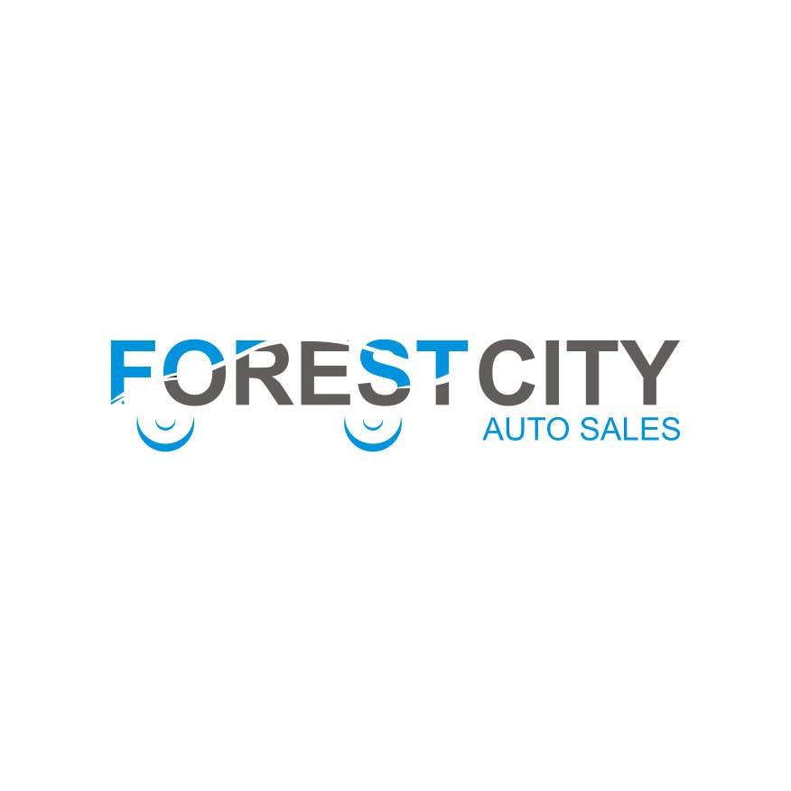 Penyertaan Peraduan #16 untuk Forest City Auto Sales