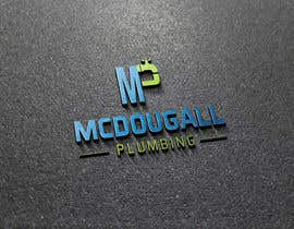 #43 for Design a Logo for McDougall Plumbing by thimsbell