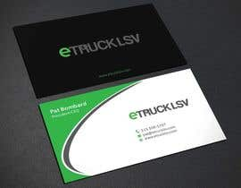 dnoman20 tarafından eTruck Business Card Design Contest için no 43