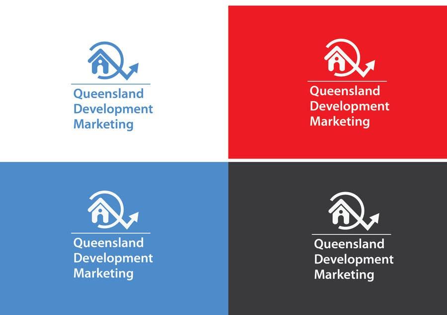 Inscrição nº 50 do Concurso para Design a Logo for Queensland Development Marketing