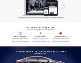 #10 para Design web page (PSD no coding) por davidnalson