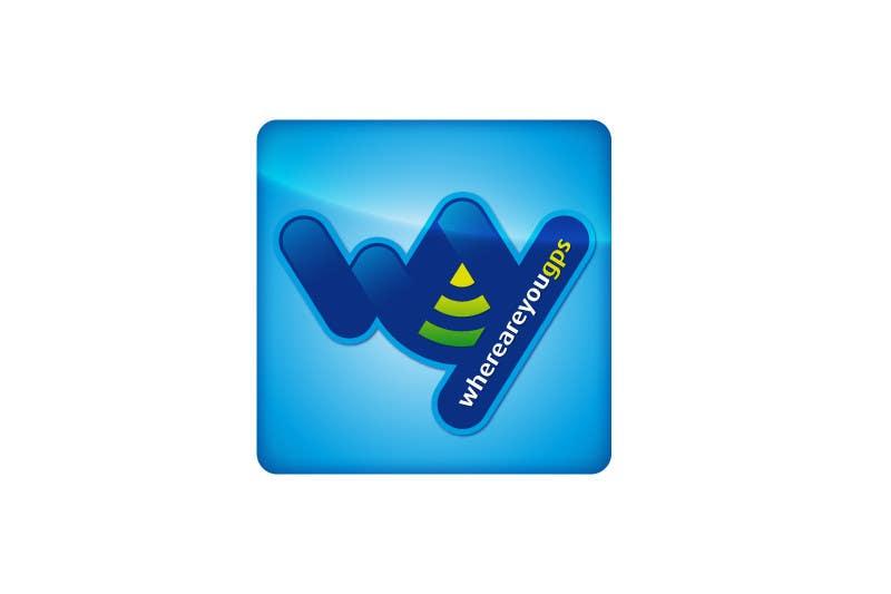Penyertaan Peraduan #192 untuk Logo Design for www.whereareyougps.com