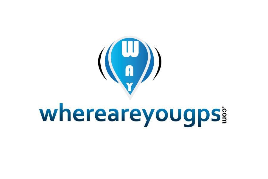 Inscrição nº 258 do Concurso para Logo Design for www.whereareyougps.com