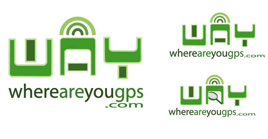 Inscrição nº 294 do Concurso para Logo Design for www.whereareyougps.com