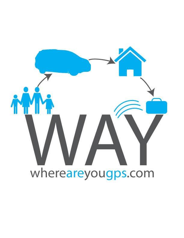 Inscrição nº 135 do Concurso para Logo Design for www.whereareyougps.com
