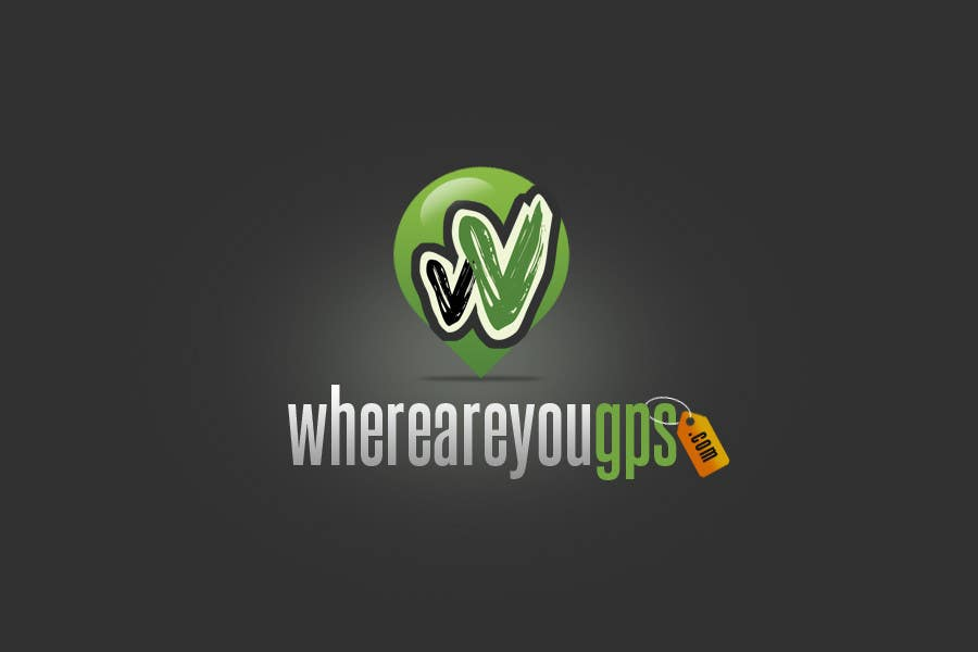Inscrição nº 161 do Concurso para Logo Design for www.whereareyougps.com