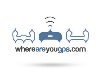 #289 para Logo Design for www.whereareyougps.com por rraja14