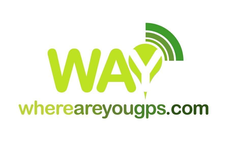 Contest Entry #254 for Logo Design for www.whereareyougps.com
