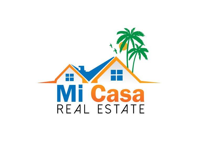 Penyertaan Peraduan #52 untuk Design a Logo for a real estate website
