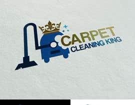 Nro 45 kilpailuun Logo for carpet cleaning company käyttäjältä colorgraphicz