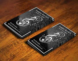 #57 untuk Design a Business Card concept for an Opera Singer oleh pointlesspixels